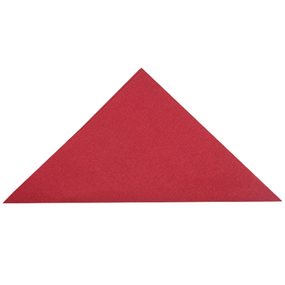 Picture of Swantex Burgundy Napkins 33cm- 2 ply